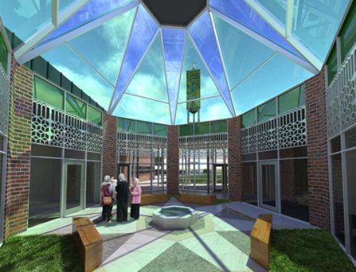 Islamic Centre Of South Calgary New Masjid