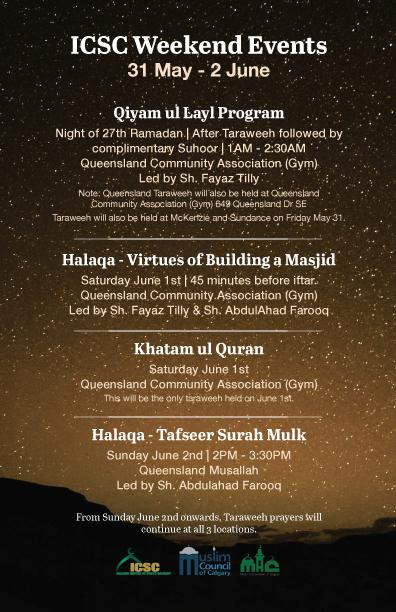 Halaqa - Virtues of Building a Masjid